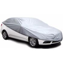Capa Cobrir Carro Fiesta Sedan Kit C/2 100% Forro + Cadeado