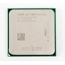 Processador Fm1 A8 3850 2.9ghz Turbo Com Amd Radeon Hd 6550d
