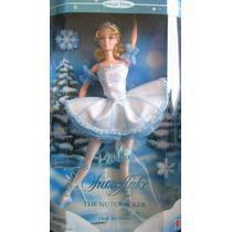 Barbie Como Copo De Nieve En El Cascanueces 12 Doll Collect