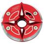 Tapa De Tanque Para Moto Bws Sep Modelo 2-rojo