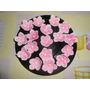Flores De Azucar De 3,5cm X 20 Unidades