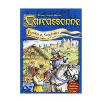 Carcassonne Posadas Y Catedrales, Juego De Mesa