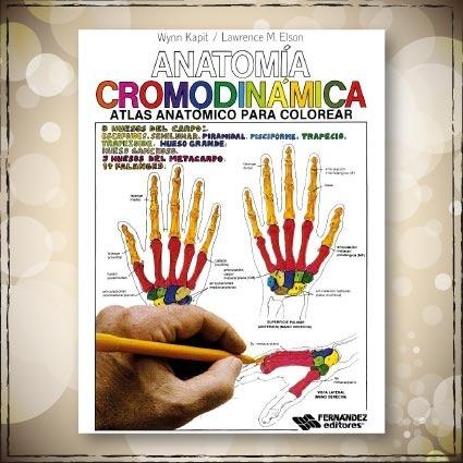 Anatomía Cromodinamica (stock) - $ 550.00 en Mercado Libre