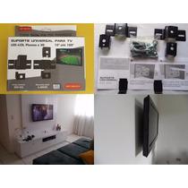 Suporte Fixo Tv 4k Smart Led 40 42 43 46 47 50 55 Polegadas
