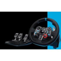 Volante Logitech G29 Playstation 4, Ps3/pc Pronta Entrega