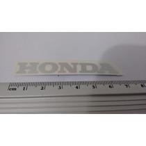 Adesivo Honda Paralama Traseiro Carenagem Farol