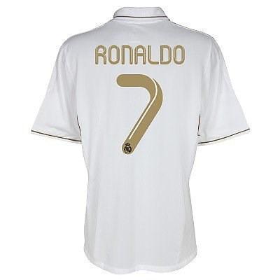 3e043d1dcc294 Camiseta Real Madrid 2011 12 Cr7 Tecnologia adidas Climacool -   399 ...