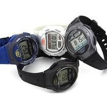 Relojes Casio W 734 2a 60 Lap Memoria / Oferta
