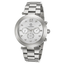 Reloj Cabochon 10263-22 Es Papillon Multi-function Stainless