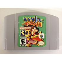 Banjo Tooie Not For Resale , Nintendo 64 N64l , Confira!!!