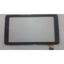 Tela Vidro Touch Tablet How Max Quad Preto Exclusivo