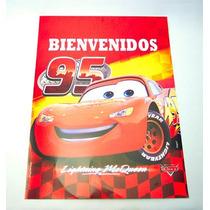 Cotillon Cumpleaños Cartel Bienvenida Cars Gabym