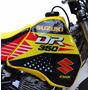 Funda Tanque Fmx Suzuki Dr 350 Makita Solo En Fas Motos