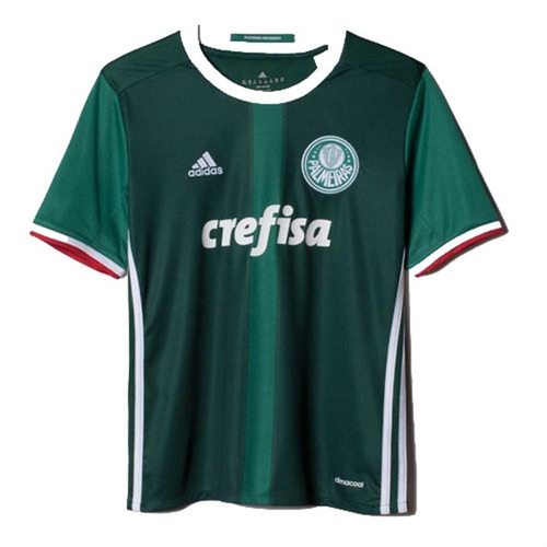 Camisa Infantil Do Palmeiras I adidas 2016 - R  99 dea9dc7104604