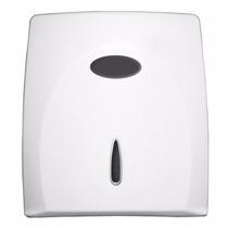 Toalheiro Porta Papel Toalha Abs Branco - Super Resistente