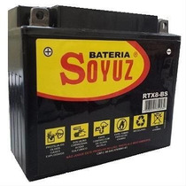 Bateria Rtx 7-bs (selada) Nx/cbx15/200/tdm Soyuz
