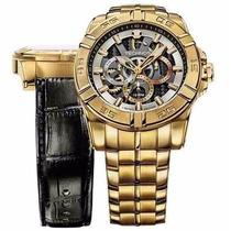 Relógio Masculino Technos Sports 6p79as/4c Troca Pulseiras