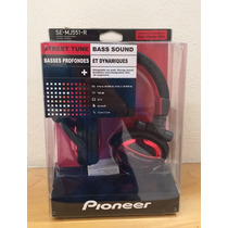 Audífonos Pioneer® Limited Edition (nuevos) Perfect Sound