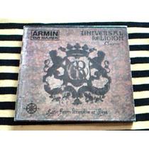 Cd Armin Van Buuren - Universal Religion 2007 - Chapter 3 -
