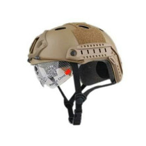 Capacete Tático Emerson Paintball Airsoft