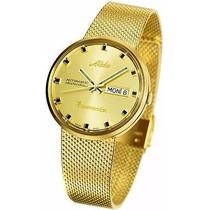 Reloj Automatico Mido Commander Caballero Mod. M842932213