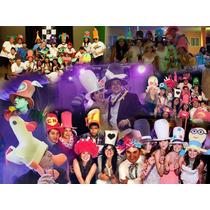 Paquete De 75 Pz De Sombreros De Hule Espuma Para Tu Fiesta