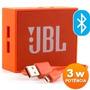 Caixa De Som Recarregável - 3w Rms Bluetooth - Jbl - Ótimo!!