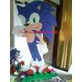 Figuras En Anime Sonic Y Mario Bros Y Otros