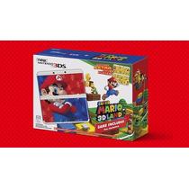 New Nintendo 3ds Super Mario 3d Land Novo Na Caixa 4.a