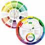 Circulo Cromático Color Wheel 23,5cm