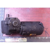 Motorreductor Baldor 1/15 Hp 90 Vdc Ratio 600:1 4rpm 175inlb