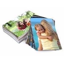 100 Folhas Papel Fotográfico Glossy 10x15 265g