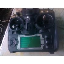 Transmisor Turningy 9 Ch Radio Control Helicóptero Avión Rc