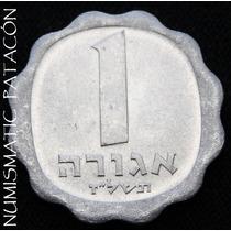 Moneda De Israel 1 Agorah 1977 - Sin Circular
