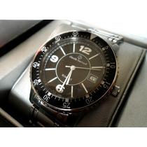 Hermoso Reloj Claude Bernard Swiss Made Diver