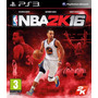 Nba 2k16 Nba 2016 Ps3 Play 3 Original Digital Playstation 3