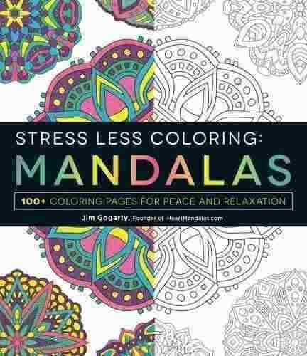 Libro Mandalas Adult Coloring Book: 100+ Coloring Pages For ...