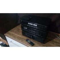 Receiver Cd Player Equalizador Jvc - Gradiente Cygnus Yamaha