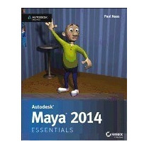 Autodesk Maya 2014 Essentials, Paul Naas