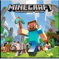 Minecraft/ Playstation Ps3 Jogos Midia Digital