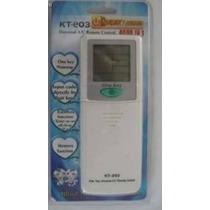 Control Remoto Universal Minisplit Aire Acondicionado Clima