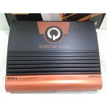 Planta/ Amplificador Quantum Audio Q220.4