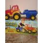 Tractor Con Acloplado Volcador