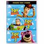 Coleção Toy Story - A Trilogia Completa 3 Dvds