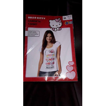Polo Hello Kitty Sanrio Original Importado Regalo Ideal