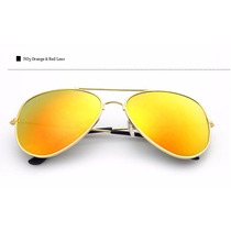 Gafas De Sol Modelo Aviador Para Damas