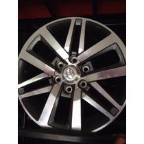 Roda Hilux Toyota Aro 18 + Pneu Bridgestone Novo Original