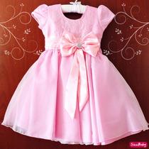 Vestido Princesa Realeza Festa Infantil Formatura E Tiara