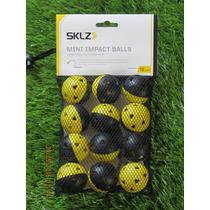 Sklz Mini Pelotas Impacto Traiining Balls Baseball 12 Piezas