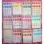 Lote De Stickers Para Unas Para Nina O Adolescente Mod 2